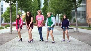 Молодежные танцы