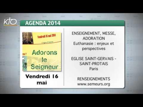 Agenda du 9 mai 2014