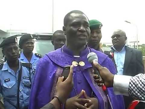 Prophet Benjamin Mustapha (AKA JEHOVAH SHARP SHARP) press briefing