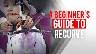 A beginner's guide to recurve archery |Archery 360