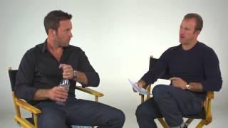 Alex OLoughlin And Scott Caan Answer Fan Questions
