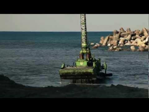 Podwodny buldożer Komatsu D155W