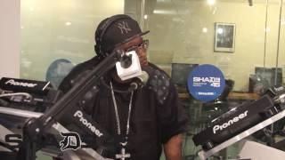 Dj Kayslay interviews Actor/Recording Artist Rotimi on Shade 45