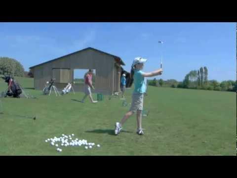 Golf  – Junior Golf Champion !!