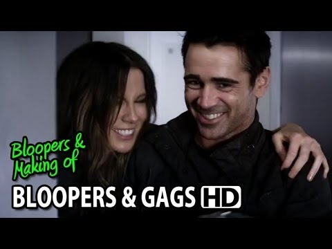 Total Recall (2012) Bloopers Outtakes Gag Reel (Part2/2)