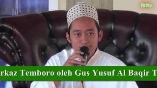 1. BAYAN SHUBUH GUS YUSUF AL BAQIR (5 DESEMBER 2014)