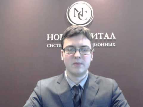 Сергей Алин в программе «Вести: Экономика» 21.01.2013