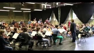Öffentliche Probe der Deutschen Streicherphilharmonie unter Wolfgang Hentrich