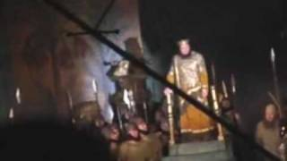 "Opera ""Nabucco"" Giuseppe Verdiego na zamku w Toruniu"