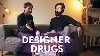 What are designer drugs and how should we handle them