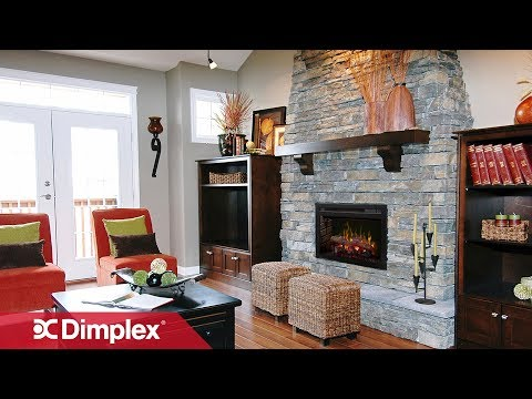 Dimplex Multi-Fire XD Electric Firebox