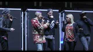 The PTXperience - #PTXWorldTour 2016 (Rehearsals)