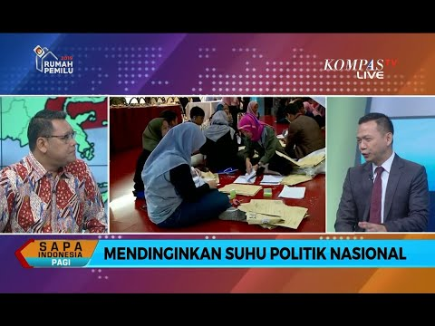 Dialog: Mendinginkan Suhu Politik Nasional Pasca Pemilu 2019