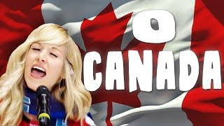 Walk off the Earth - O Canada!