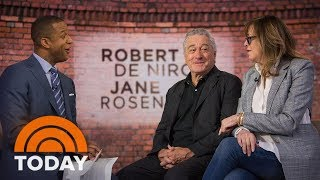 Robert De Niro: I Want To Escort President Donald Trump To Jail In An 'SNL' Sketch | TODAY - Video Youtube