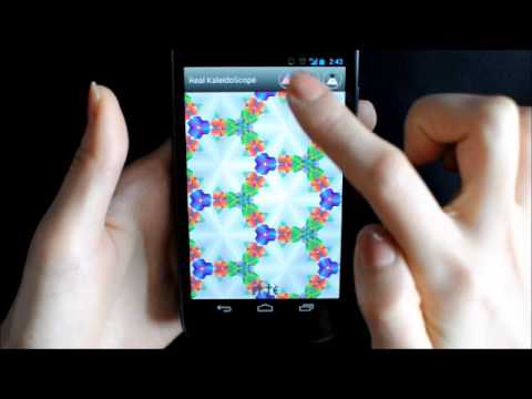 Video of Real KaleidoScope - FREE