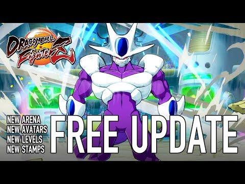 Vidéo pour la mise à jour gratuite du 27/09/18 de Dragon Ball FighterZ