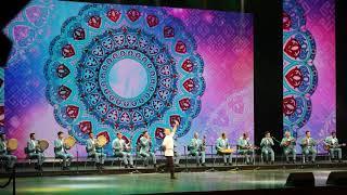 Концерт в честь открытия дней Узбекистана в России