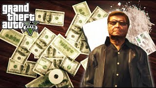 The Perfect MONEY HEIST Getaway! GTA 5 RP (Roleplay)