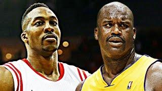 The Best NBA Dunks - Centers ᴴᴰ