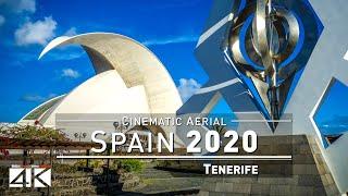 【4K】Drone Footage | Santa Cruz de Tenerife - SPAIN 2019 ..:: Cinematic Aerial Film