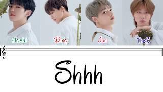 Video SEVENTEEN (세븐틴) - 'SHHH' [Performance Team](Color Coded Lyrics Eng/Rom/Han/가사) MP3, 3GP, MP4, WEBM, AVI, FLV Agustus 2019