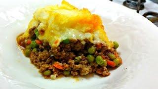 Shepherd's Pie Recipe | Cottage Pie Recipe | Beef and Mashed Potato Casserole