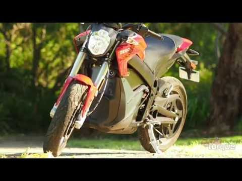 Zero SR Electric Motorcycle Review