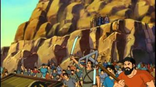 Bible Stories - Old Testament_ Horeb, Mount Of The Covenant