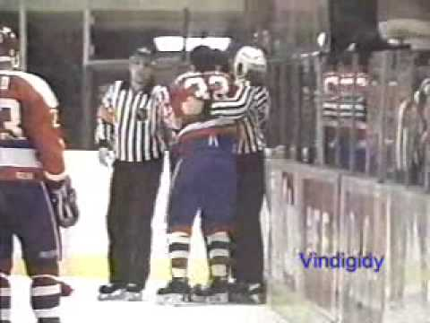 Mark Osborne vs. Lou Franceschetti
