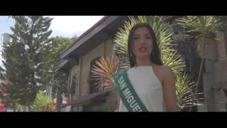 Abigail De Guzman Libre Miss Philippines Earth 2017 contestant Environmental Advocacy