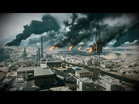 Battlefield 3's Multiplayer Trailer is Highly Explosive