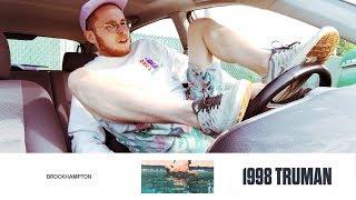 BROCKHAMPTON   1998 TRUMAN (FIRST REACTIONREVIEW)