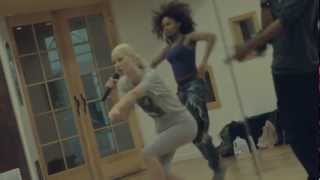 Iggy Azalea prepares for her tour with Rita Ora