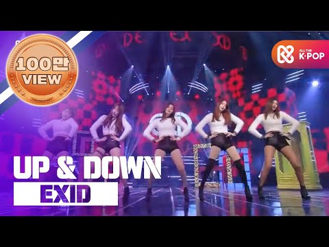 ALL THE K-POP Cover Dance ::: EXID - UP & DOWN