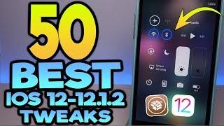 Top 15 NEW Jailbreak Tweaks on iOS 12 - 12 1 2! (Unc0ver