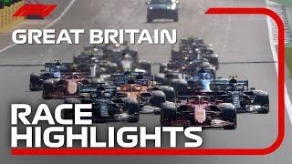 Race Highlights | 2021 British Grand Prix