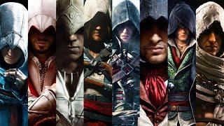 Assassin's Creed | All Main Themes | Mashup