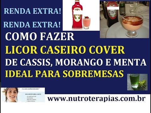 Licor de Cassis cover