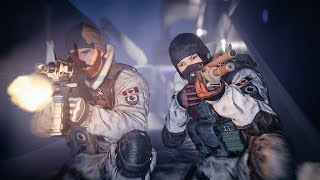 Rainbow Six Siege Multiplayer Gameplay - I SWEAR THERE ARE GHOSTS!