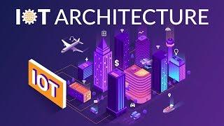 Internet of Things (IoT) Architecture   IoT Tutorial for Beginners   IoT Training   Edureka