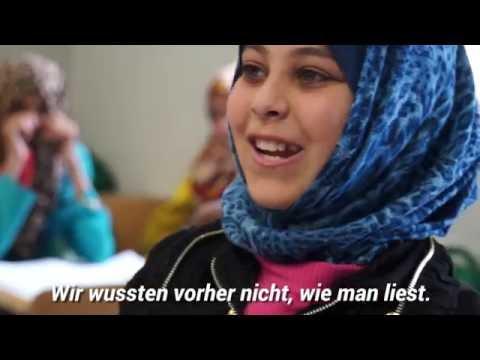 Jordanien öffnet Schultor für alle syrischen Kinder