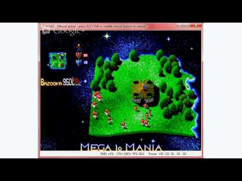 MegaLoMania Amiga