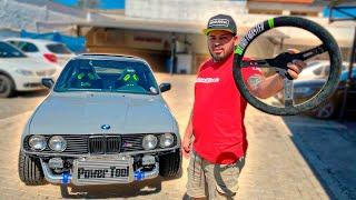 ADAPTAÇÃO MAIS DIFÍCIL DA BMW E30