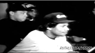 Ruthless Records Documentary Rare Footage Of Eazy-E Dr. Dre Jerry Heller