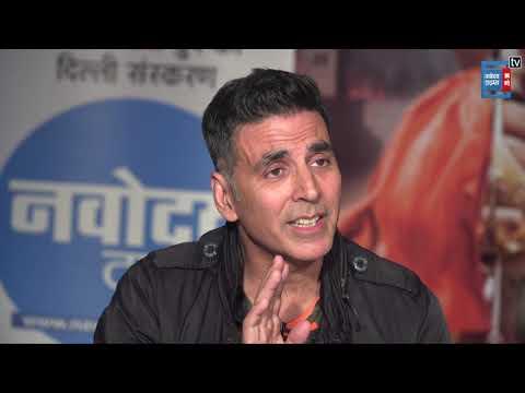 Exclusive interview with Akshay Kumar and Parineeti Chopra