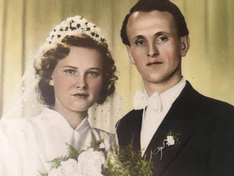 Eiserne Hochzeit: 65 Jahre zusammen - wie schafft man das?