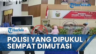Kapolres Nunukan AKBP SA Sempat Mutasi Brigadir SL ke Polsek Perbatasan Malaysia seusai Penganiayaan