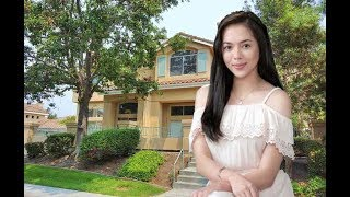 Julia Montes's New House In Antipolo City - [ Inside & Outside ] - 2018