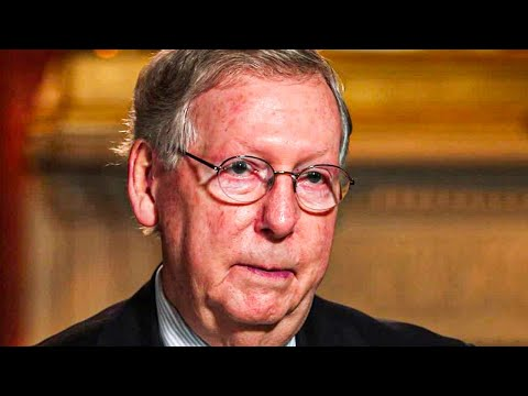 Mitch McConnell STILL The Most Evil Jerk In America